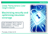 Cyber Insight - Maximising security and optimising insurance coverage