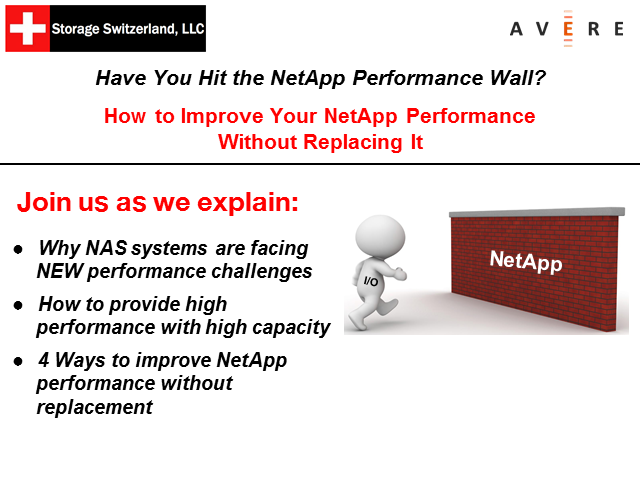 4 Ways to Improve NetApp Storage Performance Without Replacing It