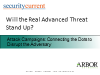 Will the Real Advanced Threat Stand Up? Attack Campaigns in 2016 and Beyond