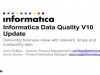 Informatica Data Quality V10 Update
