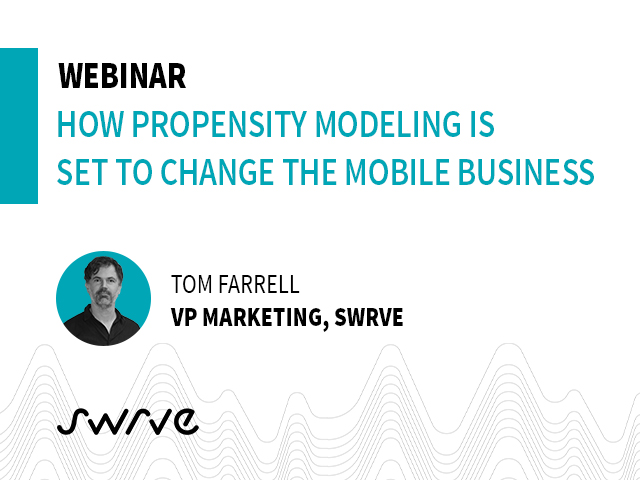 The Future Consumer - How Propensity Modelling Is Set To Change Mobile Business