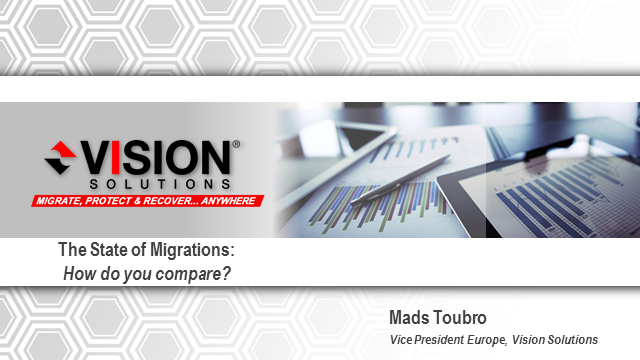 The State of Migrations – How do you compare?