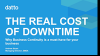 Business continuity- The real cost of downtime