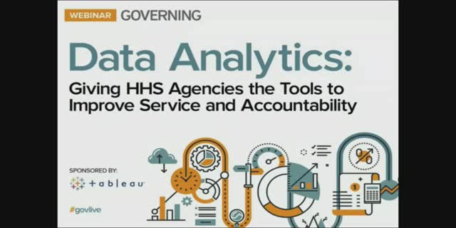 Data Analytics: How HHS Agencies Can Improve Service and Accountability