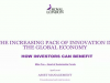 The accelerating pace of innovation