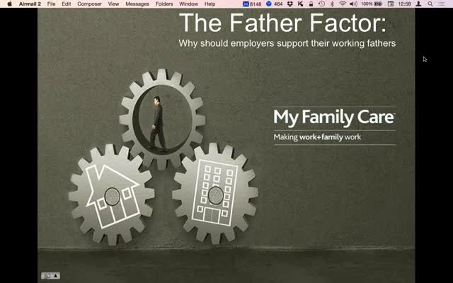 The Father Factor – Why should employers support their working fathers?