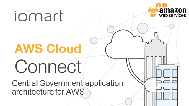 Central Government application architecture for AWS