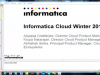 Informatica Cloud Winter 2016