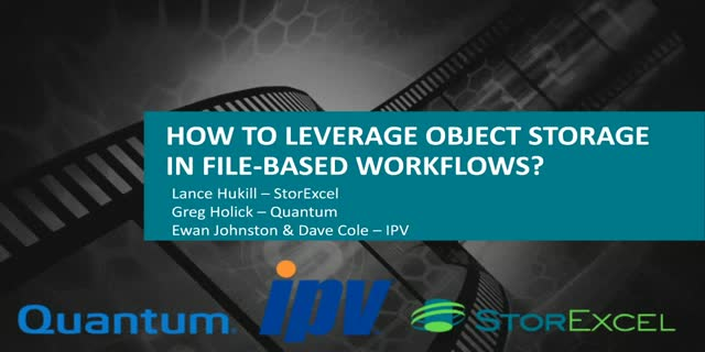 How to Leverage Object Storage in File-Based Workflows?