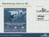 Monitoring Citrix in 3D: A Must for Delivering Great User Experience