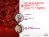 Achieve Better Hematology Quality Control with Bulls X̄B
