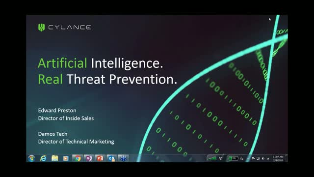 PROTECT Webcast - February 4th, 2016