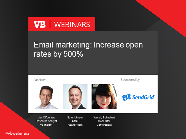Email marketing: Increase open rates by 500%
