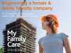 Engineering a female and family friendly company