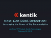 Next-Generation DDoS Detection: Leveraging the Power of Big Data Analytics