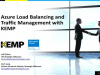 Azure Load balancing and traffic management with KEMP