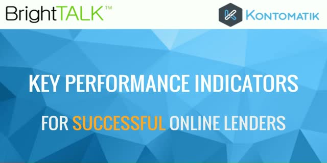 The Ultimate Checklist: What are the KPIs of a successful lender?