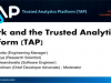 Spark and the Trusted Analytics Platform (TAP)