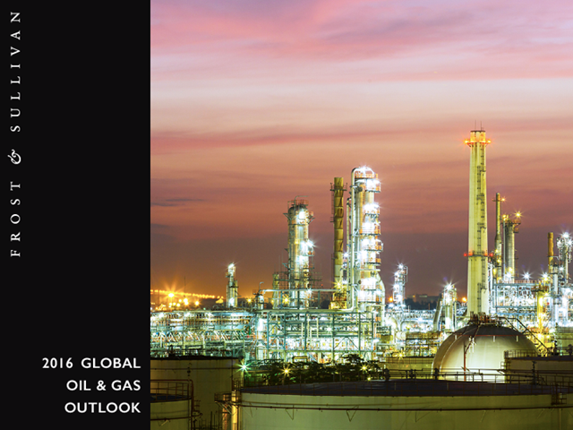 2016 Global Oil & Gas Outlook