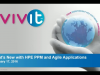 What's New with HPE PPM and Agile Applications