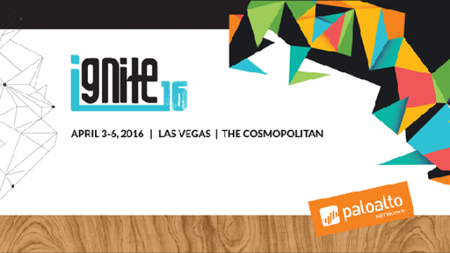 Tackle Your Toughest Security Challenges at Ignite 2016