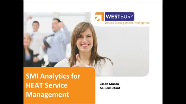 SMI Analytics for HEAT Service Managment