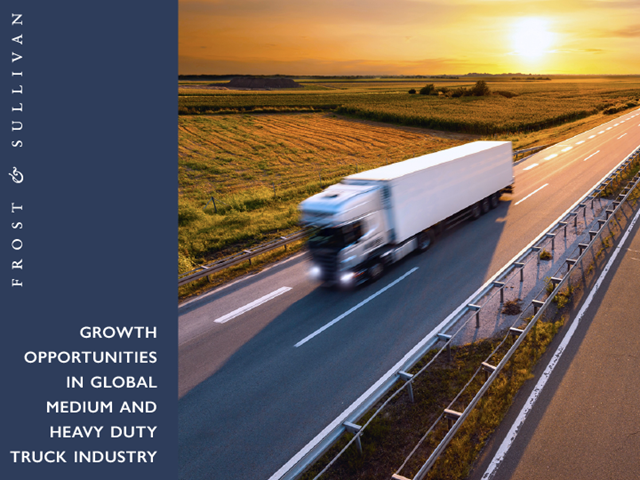 Growth Opportunities in Global Medium and Heavy Duty Truck Industry