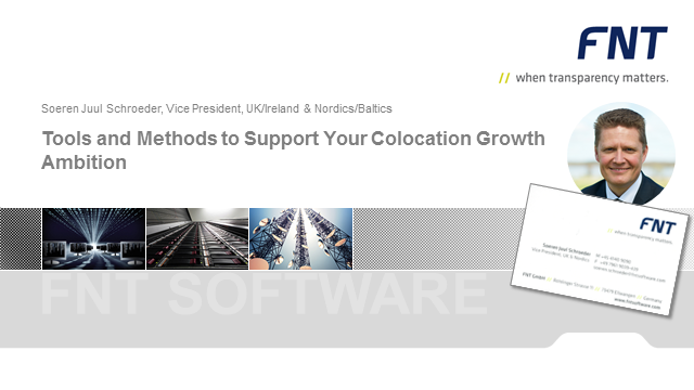 Tools and methods to support your colocation growth ambition