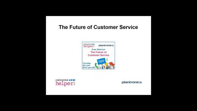 The future of customer service