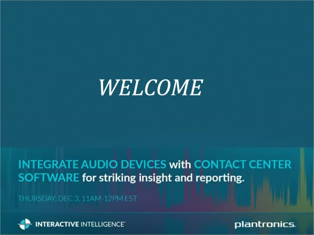 How integrating Plantronics devices can improve your customer experience