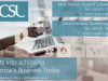 Insights into achieving Tomorrow's Business Today