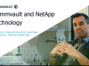 Technology Update - NetApp and Commvault