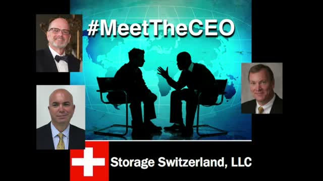 MeetTheCEO - Getting to Zero With Vision Solutions' Alan Arnold
