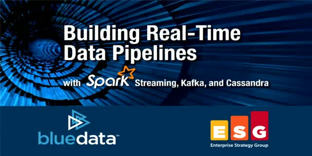 Building Real-Time Data Pipelines with Spark Streaming, Kafka, and Cassandra