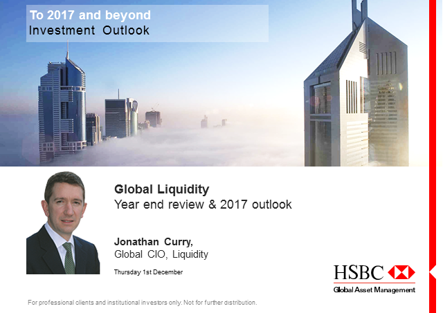 Global Outlook - Liquidity
