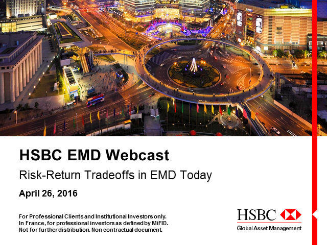 HSBC EMD Webcast: Active Management for an Active Asset Class