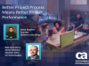 Better Project Process Means Better Project Performance - 1 PDU