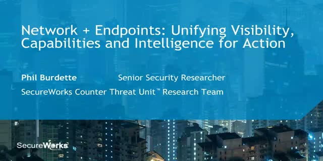 Securing Your Network & Endpoints