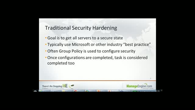 Hardening the Security of Your Windows Active Directory and Servers