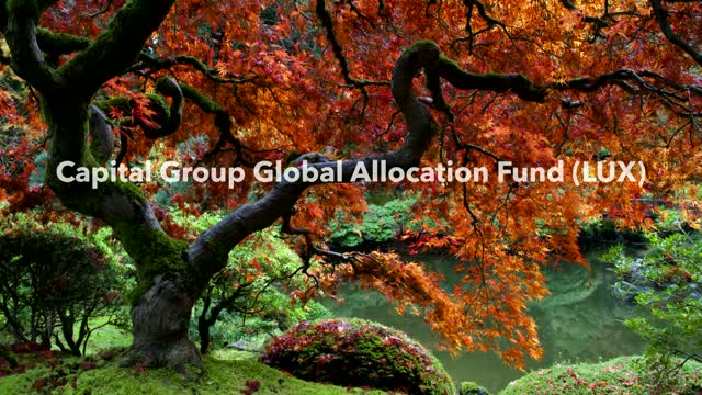 Capital Group Global Allocation Fund (LUX)