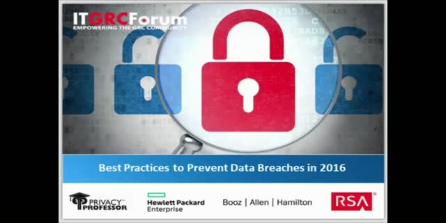 Best Practices to Stop Data Breaches in 2016