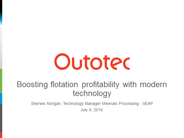 Boosting flotation profitability with modern technology