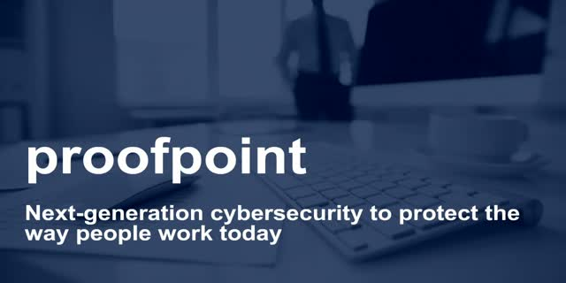 Proofpoint Information Protection Live Demo