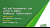 HPE and Hortonworks Join Forces to Deliver Healthcare Transformation