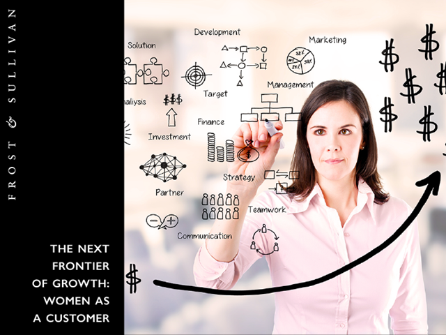 The Next Frontier of Growth: Women as a Customer