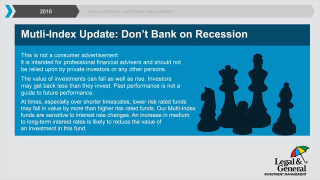 Multi-Index Update: Don't Bank on Recession