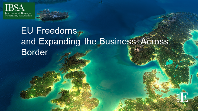 EU Freedoms & Expanding the Business Across Border