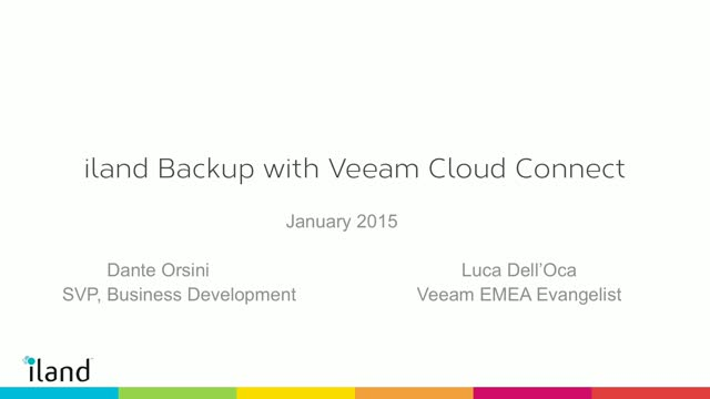 Everything You Need to Know About Veeam Cloud Connect