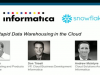 Rapid Data Warehousing in the Cloud