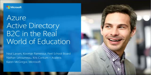 Azure Active Directory for all of your cloud Identities